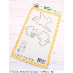 Fustella Impronte D'Autore - La bontà di una bambina