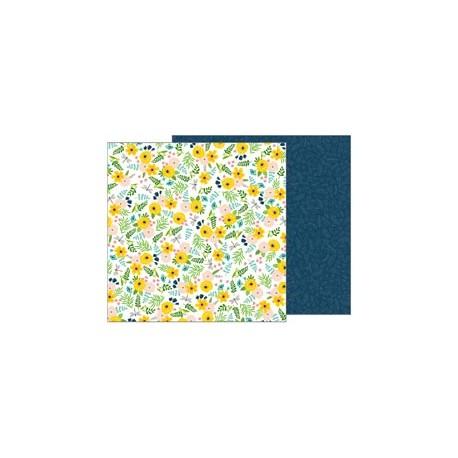 American Crafts - Jen Hadfield Patio Party -  Backyard Blooms