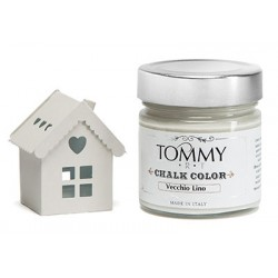 VECCHIO LINO - CHALK COLOR -Linea Shabby - Tommy Art