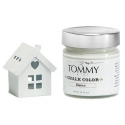 Linea Shabby Chalk Color - Tommy Art - Bianco