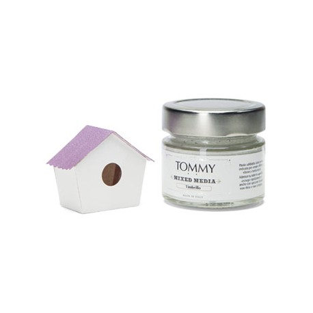 Timbrillo 80 gr - Tommy Art - Bianco