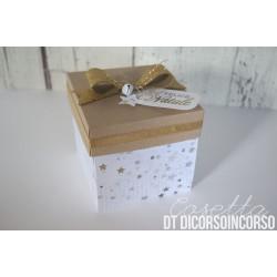 """Kit Progetto Cosetta  """"Cubo Magico per Natale"""""""