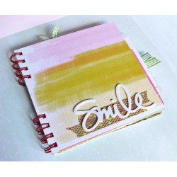 "Kit Progetto Sabina Mini Album ""Smile"""