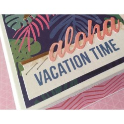 "Kit Progetto ASI Elena Sanna ""Vacation Time"""
