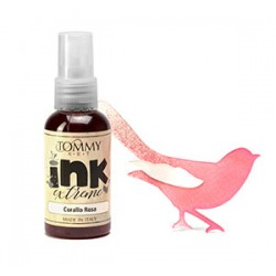 Ink Extreme - Tommy Art - Corallo Rosa