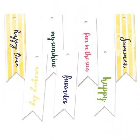 PIATEK13 - Let's flamingle - Tags 02