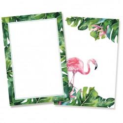 "PIATEK13 - Let's flamingle - Set of cards 6x4"""