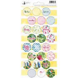 PIATEK13 -  Let's flamingle - Stickers 02