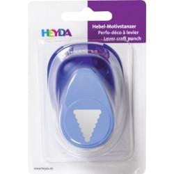 Punch Heyda - Bandierina scallop