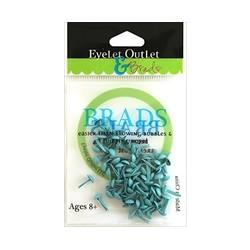 Brads ferma campione Eyelet Outlet - Light Blue