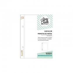 Page Protector - KESI'ART (10,5x16,5 cm)