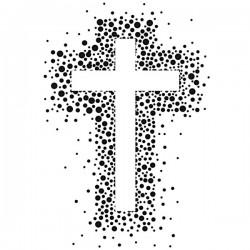 Timbro Rico Design - Croce