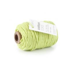 Corda in cotone Vivant - Verde chiaro