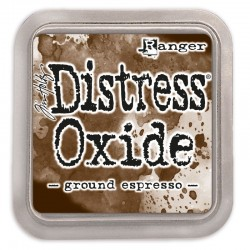 Tampone Distress Oxide - Ground Espresso