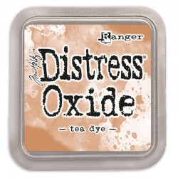 Tampone Distress Oxide - Tea Dye