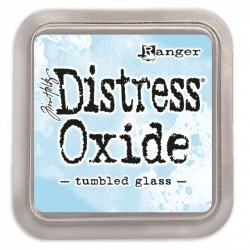 Tampone Distress Oxide - Tumbled Glass