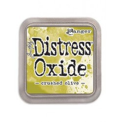 Tampone Distress Oxide - Crushed Olive
