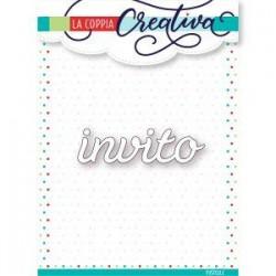Fustella La Coppia Creativa  Invito