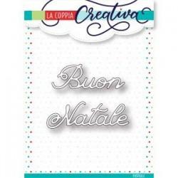 Fustella La Coppia Creativa BUON NATALE 1