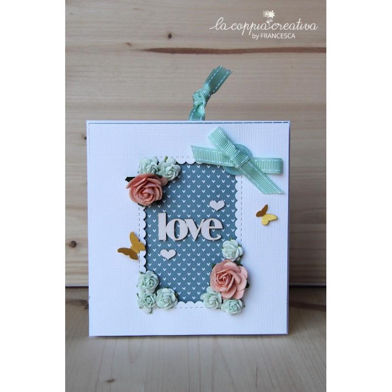 Cornici Per Foto Romantiche.Fustella La Coppia Creativa Cornici Romantiche Di Corso