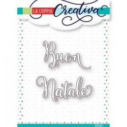 Fustella La Coppia Creativa - BUON NATALE 2