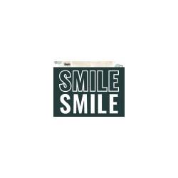 Scritte in Cornice - SMILE - Tommy Design