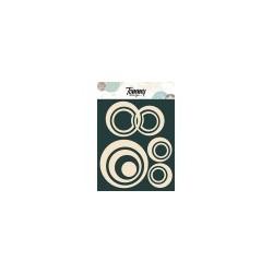 Le Sagome by Tommy Design - Cornici Tonde
