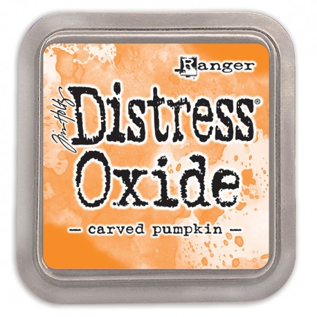Tampone Distress Oxide - CARVED PUMPKIN