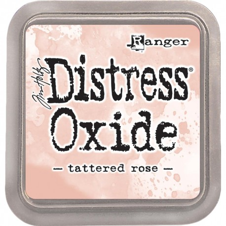 Tampone Distress Oxide - TATTERED ROSE