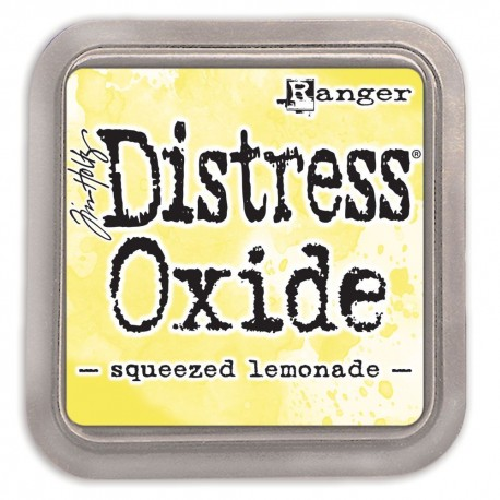 Tampone Distress Oxide - SQUEEZED LEMONADE