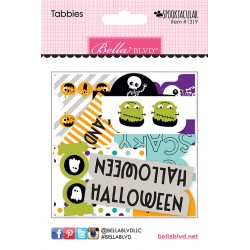Tabs in cartoncino - Halloween - Bella Blvd