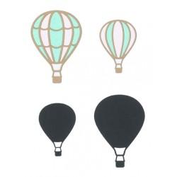 Fustella Impronte D'Autore - Balloons