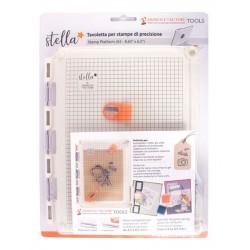 Tavoletta per stampe di precisione - Stella - Impronte d'Autore