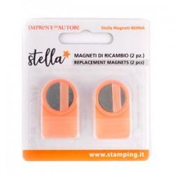Magneti di ricambio - Stella - Impronte d'Autore