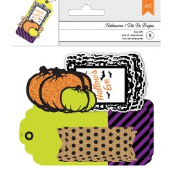 Tags - Halloween - American Crafts