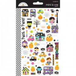 Stickers Bella BLVD - Booville Mini Icons