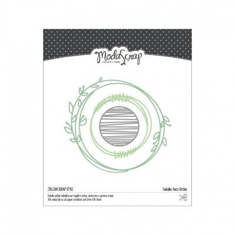 Fustella ModaScrap - DECO CIRCLES