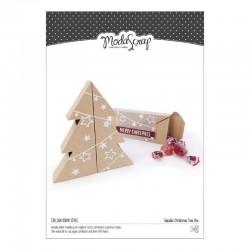 Fustella ModaScrap - CHRISTMAS TREE BOX