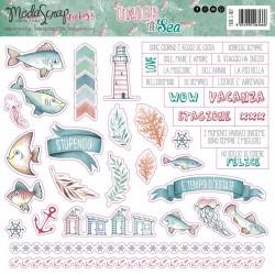 Stickers ModaScrap - UNDER THE SEA