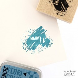 Timbro legno Florileges - ENJOY BRUSH