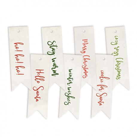 PIATEK13 - Rosy Cosy Christmas - Tags 02