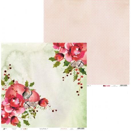 "PIATEK13 - Rosy Cosy Christmas 05 - 12""x 12"""
