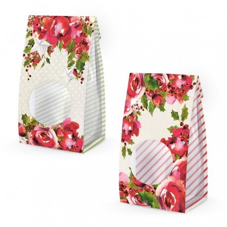 PIATEK13 - Cosy Rosy Christmas - Set of candy boxes