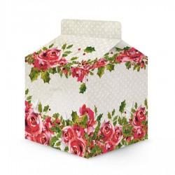 PIATEK13 -Rosy Cosy Christmas - Set of party boxes