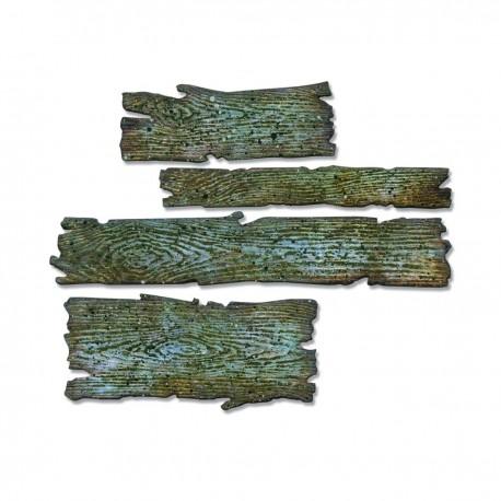 Fustella Sizzix Bigz Die - Plank