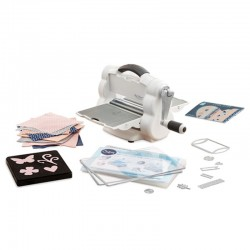 Sizzix FOLDAWAY Starter Kit (White & Gray)