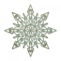 Fustella Sizzix Thinlits - Flurry 1