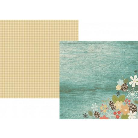 Carta Simple Stories Winter Wonderland - Warm Winter Wishes