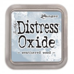 Tampone Distress Oxide - WEATHERED WOOD
