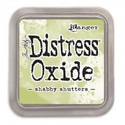 Tampone Distress Oxide - SHABBY SHUTTERS